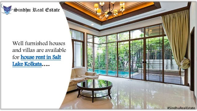 Sindhu Real Estate Houses For Rent In Salt Lake City From Follow Us:  #SindhuRealEstate; 2.