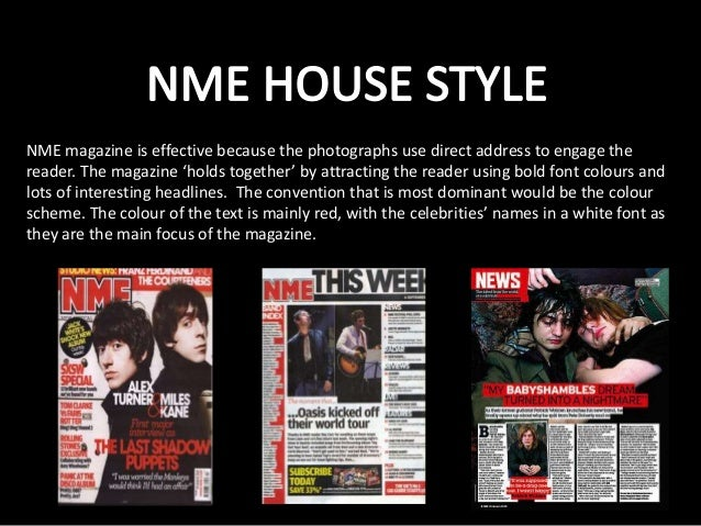 House styles for music magazine for House music styles