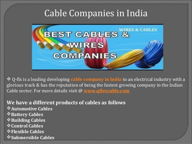 Best House Wiring Cables in Chennai