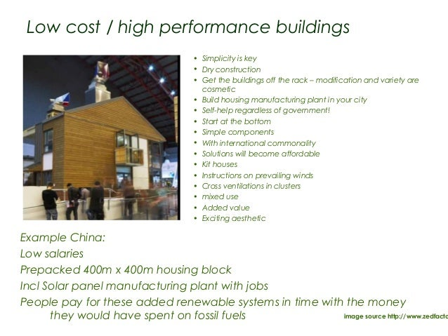 Affordable housing lets create an alternative vision for Cheap unconventional housing alternatives