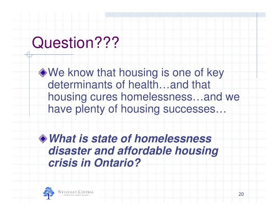 Subsidized Housing In Kitchener Ontario