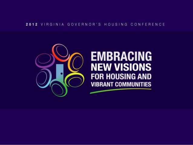 Embracing New Visions for Housing and Vibrant Communities