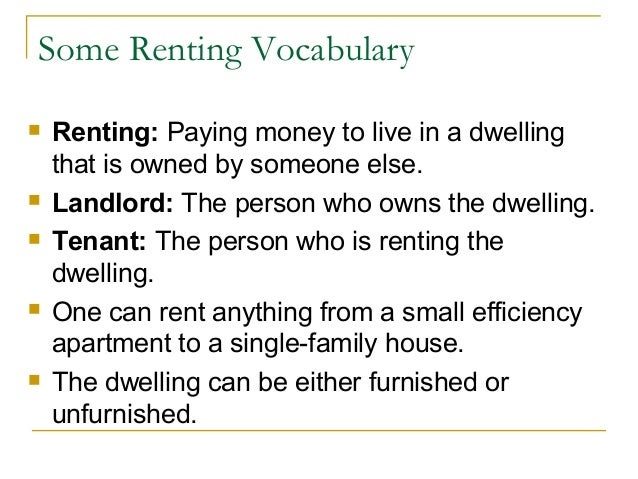 Compare and contrast essay renting vs buying a home