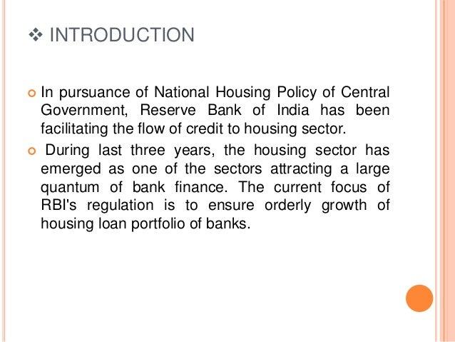 Housing finance Slide 2