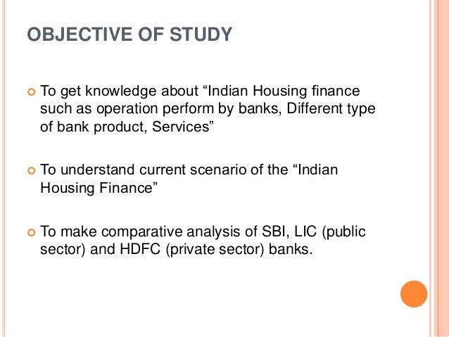 Housing finance Slide 3