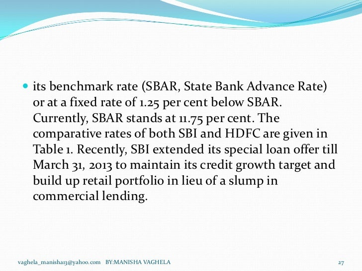 comparison between icici bank and sbi Sbi chairman arundhati bhattacharya's salary was rs2896 lakh in 2016-17 as compared to icici bank boss chanda kochhar's rs266 crore and hdfc punjab national bank, the nearest rival of sbi among psbs post-merger, will have a market share of 596%, and 704% in deposits and advances.