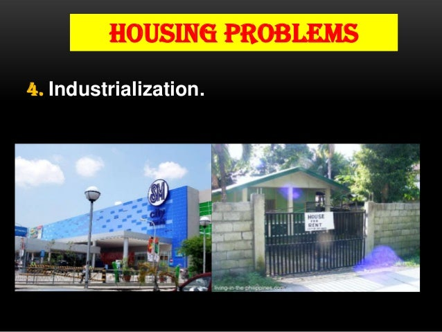Housing in the Philippines