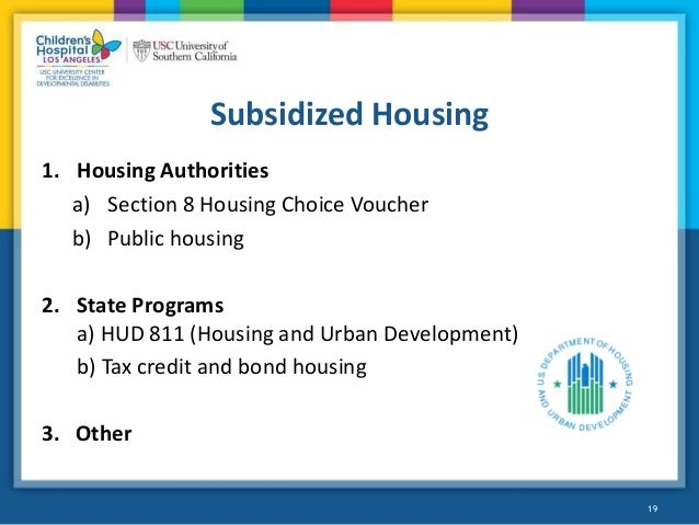 Webinar: Housing For People with Intellectual