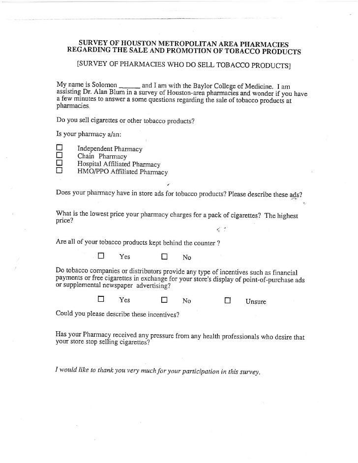 Houston survey(2)
