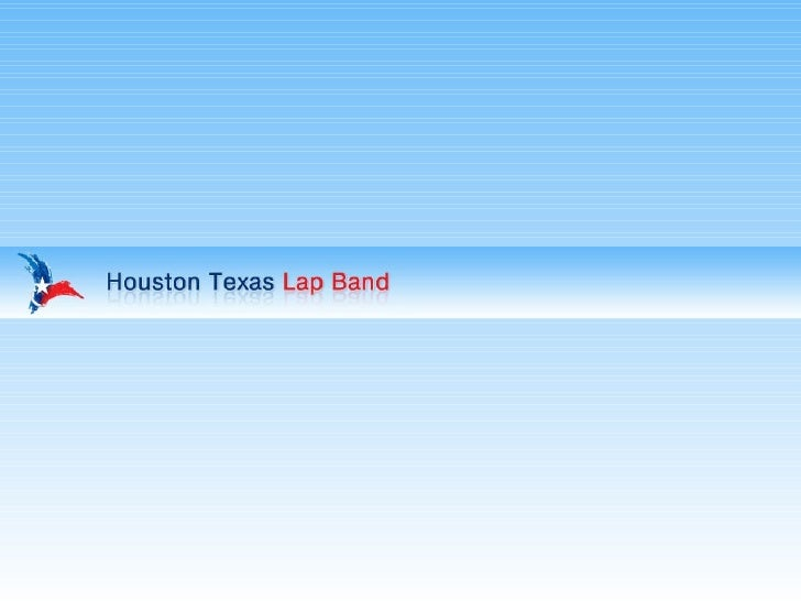"""""""Houston Texas Lap Band"""" Your Complete Lap Band Center. ■ Dr. Wilkenfeld performed the first Lap Band procedure in Montgom..."""