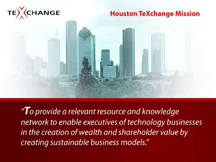     All TeXchange events are hosted from 6pm to 8:30 pm Central    Time with the following schedule of activities:      ...