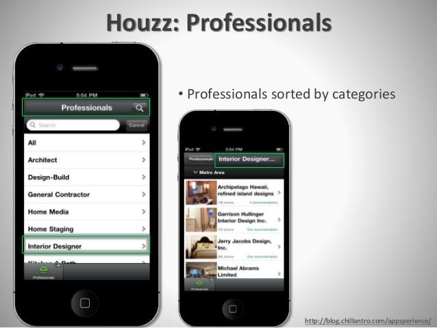 Iphone app review houzz interior design ideas Interior design apps for iphone