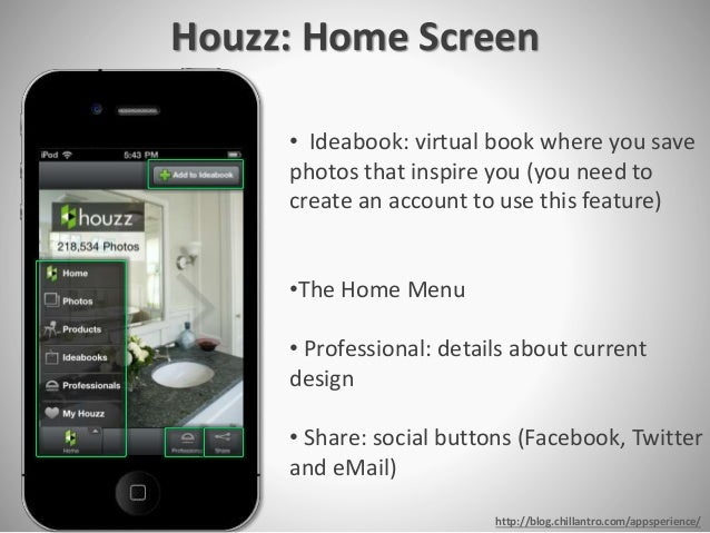 iphone app review houzz interior design ideas
