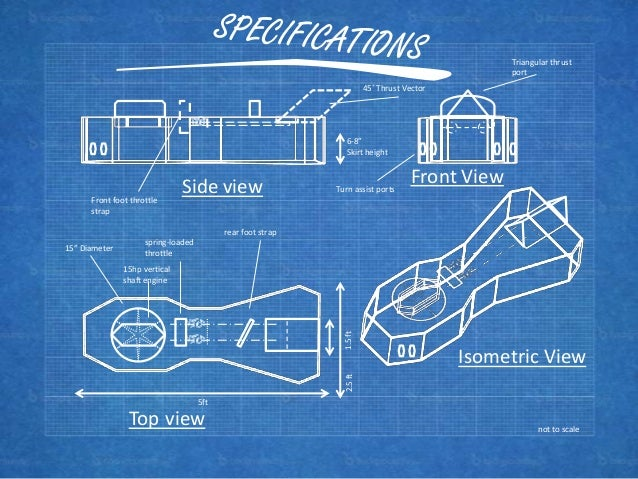 Hoverboard Blueprints By Team Cardinal Wings
