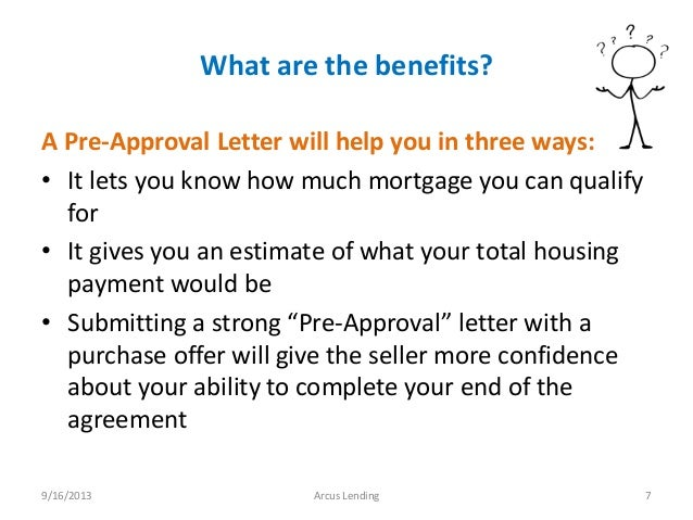 To Get Pre Approved For A Mortgage