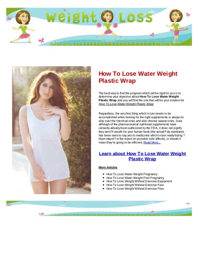 How To Wrap Your Stomach To Lose Weight
