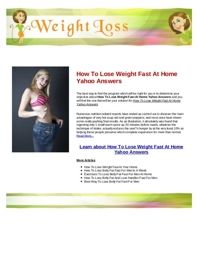 How to lose weight in 10 days at home without dieting photo 4