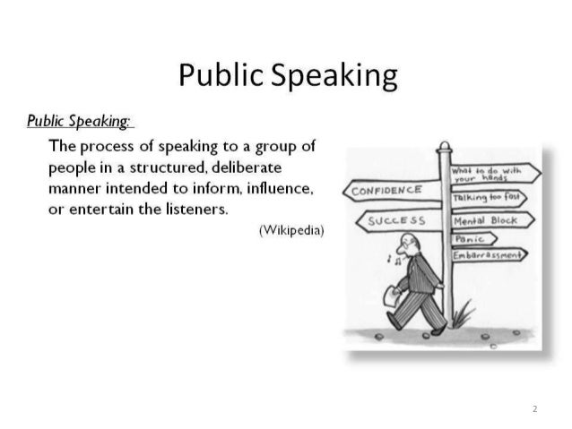 How to of public speaking for ESL Students – Public Speaking Worksheets