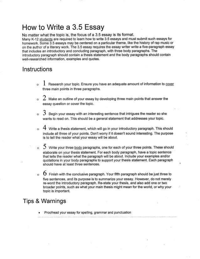 From Thesis To Essay Writing How To Write A  Essay  General Statement Essay Example Topics For Proposal Essays also How To Write A Proposal Essay General Statement Essay Example Funnel University Essay Examples  Health Essays