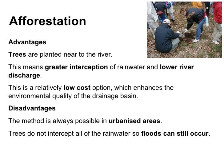 rivers advantages and disadvantages