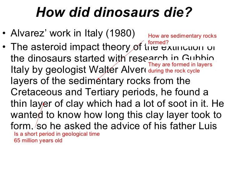 How Did Dinosaurs Die (Fh)