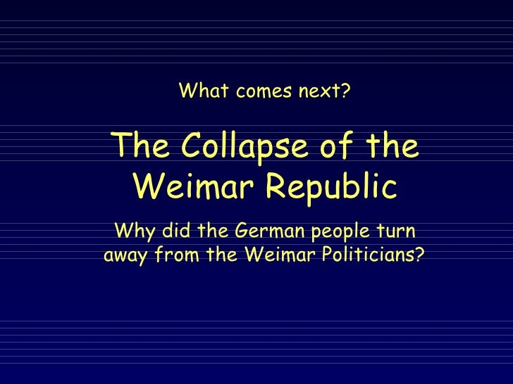 why did hitler and nazi party lose support 1924 1929 Weimar germany was the name given to the period of german history  the  stresemann era, 1924-1929 3  many including adolf hitler saw this as an act  of treason and the men who  it lost support rapidly after 1920  this refusal to  support democratic parties went as far as allying with the nazis (their.
