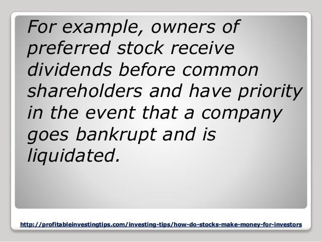 Do stock options make money