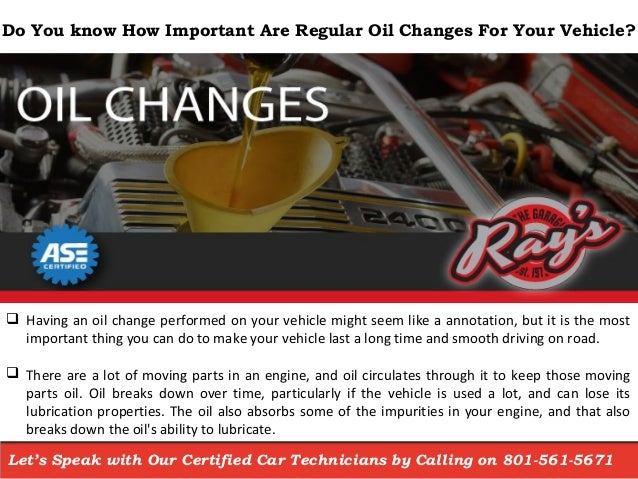 Are You Wondering How Many Miles Should You Get an Oil Change?