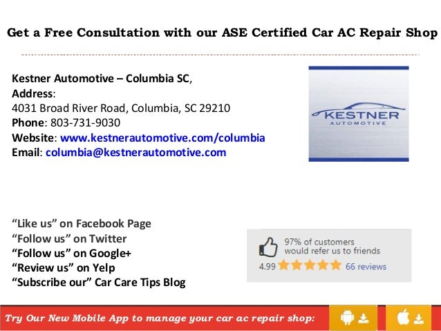 Do you Know How Much does Auto AC Service Cost for your ...