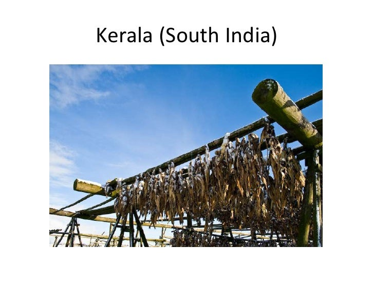 Kerala (South India)<br />