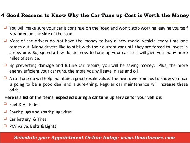tune up cost near me