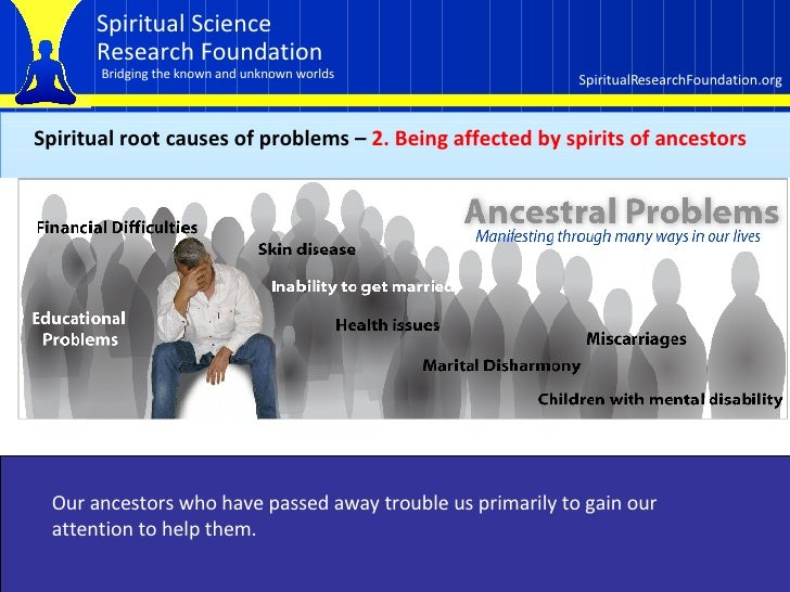 How the spiritual dimension affects our lives Part 3 of 3