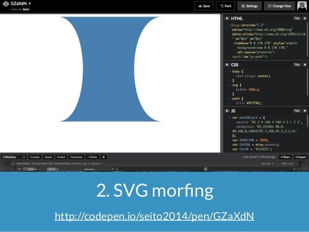 Svg Line Animation Codepen