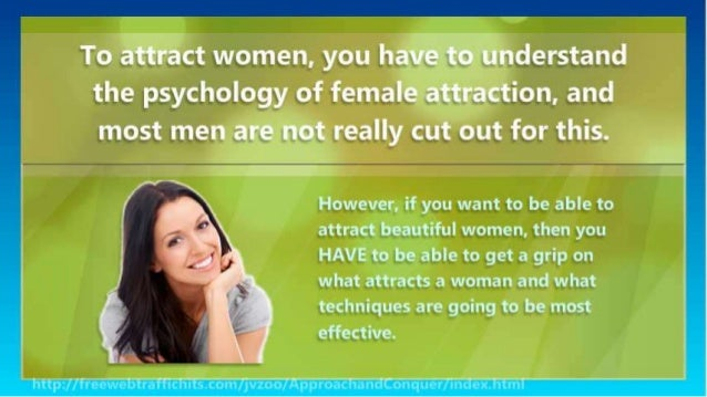 How to attract beautiful women