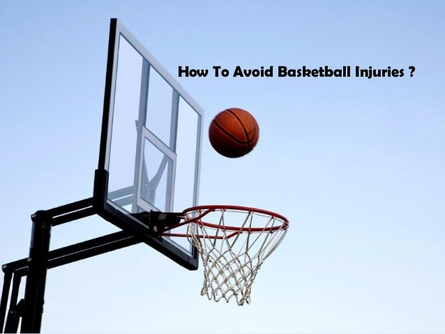 How To Avoid Basketball Injuries
