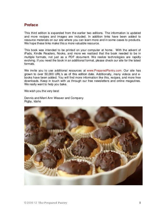 How to bake book the art and science of baking 4 fandeluxe Images