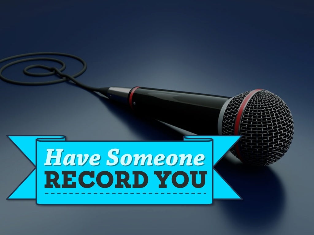 how to become a better speaker and communicator