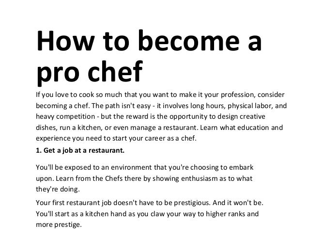 How to become a pro chef ebook for How much is the perfect bake pro