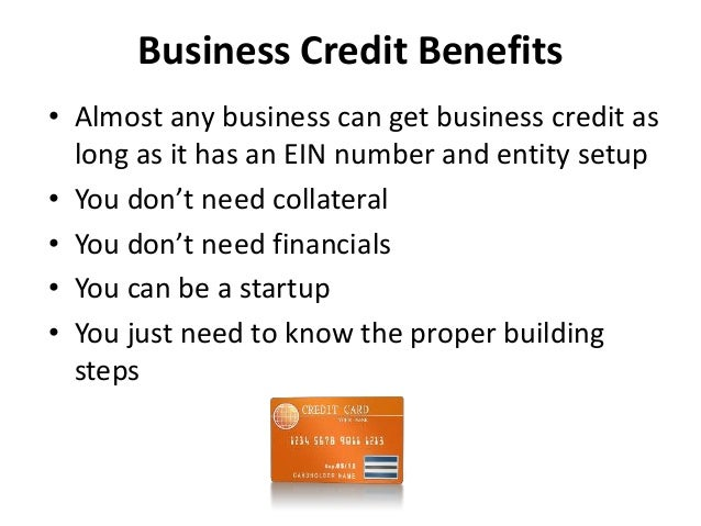 How to build business credit that is not in your ssn business credit reheart Gallery