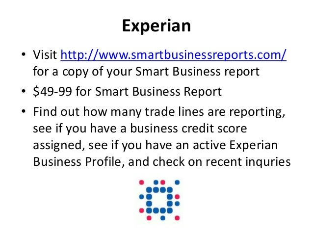 How to build business credit that is not in your ssn experian ccuart Image collections