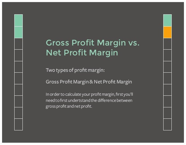what is the difference between gross profit and net profit
