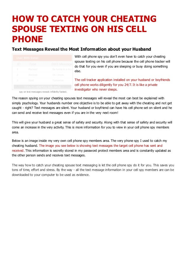 Part 2. Top 5 Free iPhone Spy Apps to Spy on Cheating Spouse