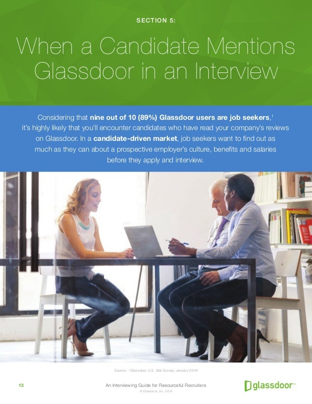 how to conduct a good job interview
