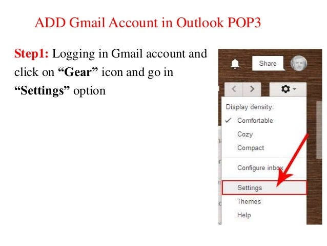 how to delete account from outlook 2010