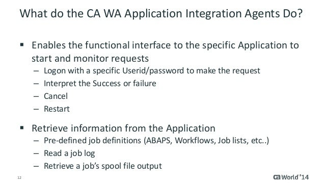 How to Configure the CA Workload Automation System Agent