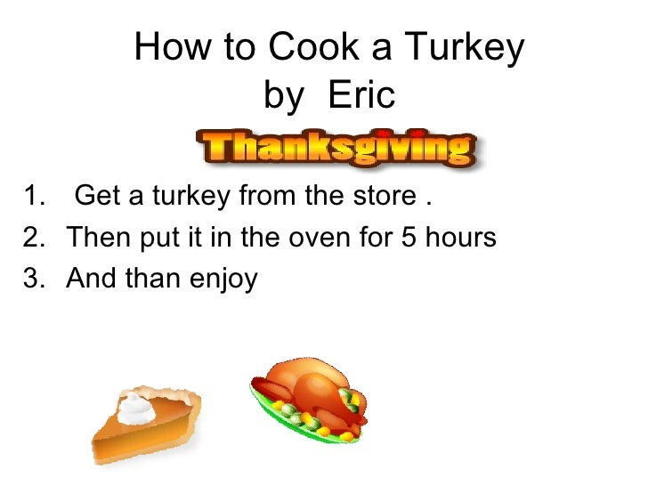how to cook a turkey - photo #26