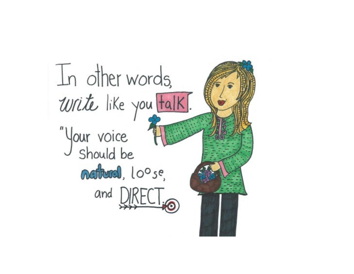 How to Craft Your Company's Storytelling Voice by Ann Handley of MarketingProfs