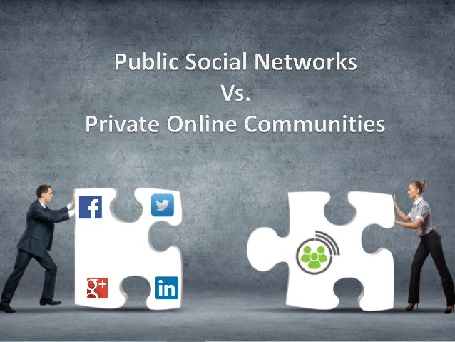 how to create an online community website