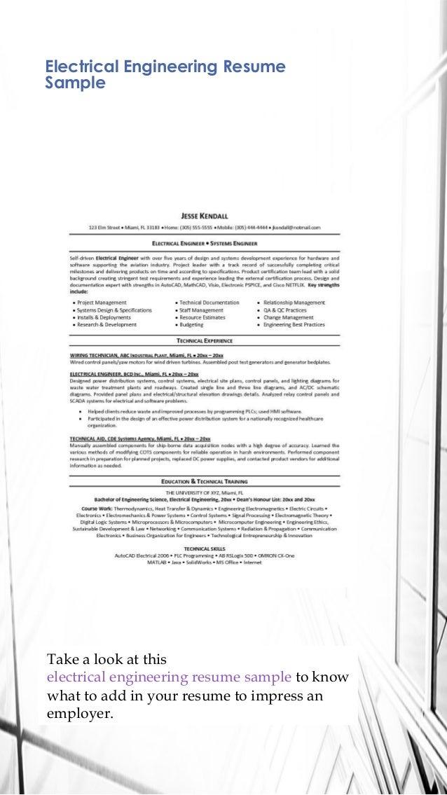 How to create resume - best resume samples in 2016