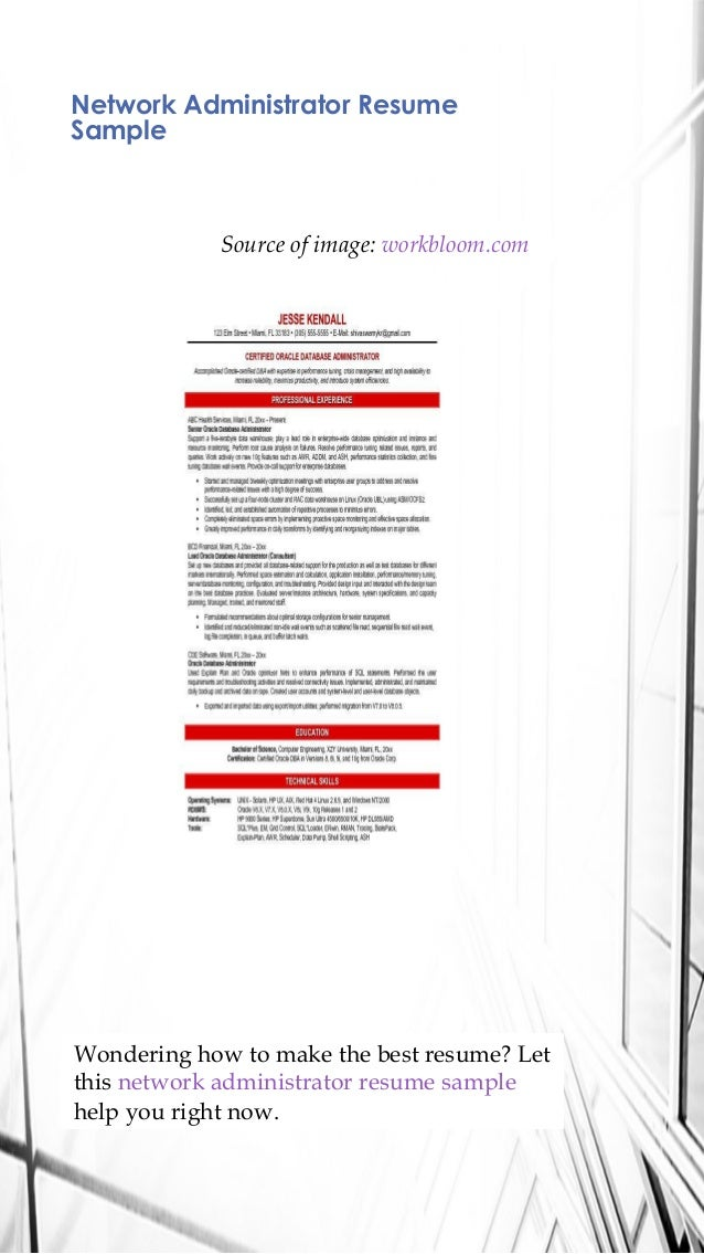 How to create resume best resume samples in 2016